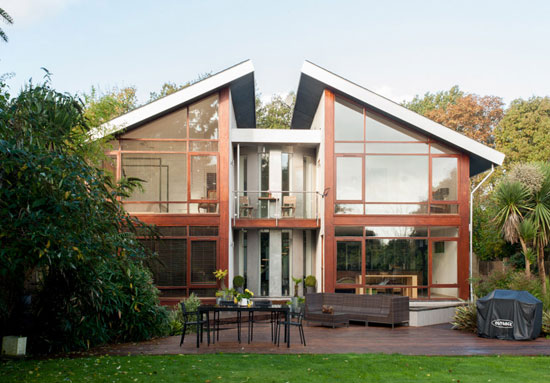 On the market: Gn2 Architects-designed contemporary modernist property in Danbury, Essex