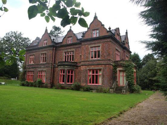 On the market: Woodlands 15 bedroom grade II-listed Victorian stately home in Darwen, Lancashire – for under £500,000