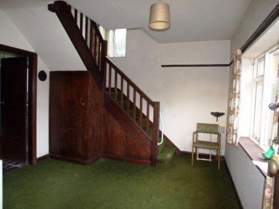 Three bedroom 1930s art deco house in Darley Abbey, Derby, Derbyshire