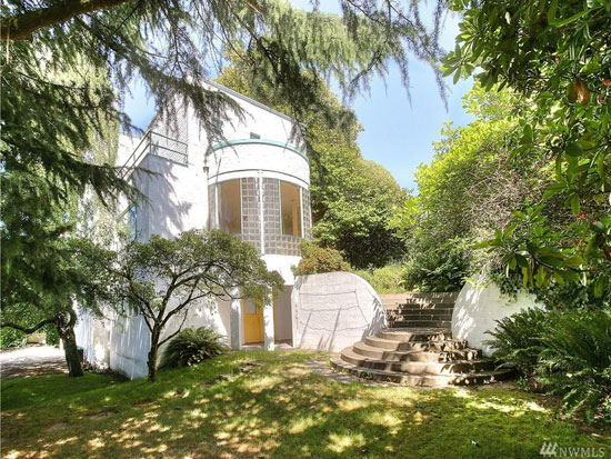 On the market: 1930s art deco property in Tacoma, Washington, USA