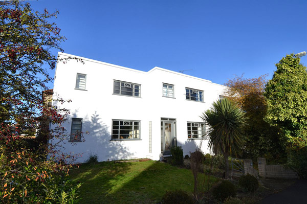 1920s Art Deco Property In Whitstable Kent Wowhaus