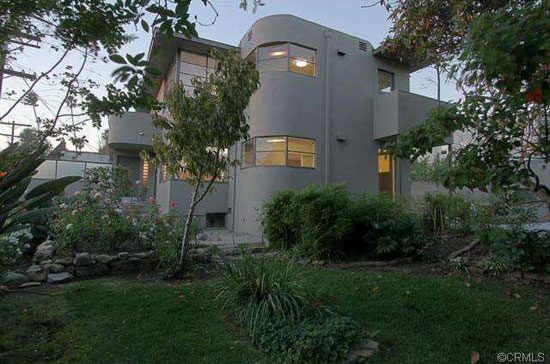 1930s five-bedroom art deco property in Los Angeles. California, USA
