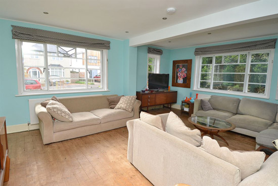 1920s art deco property in Whitstable, Kent