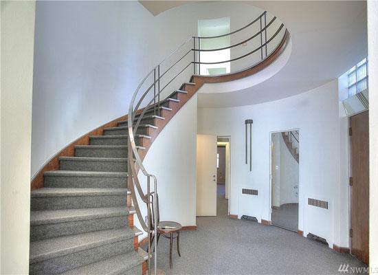 1930s art deco property in Tacoma, Washington, USA
