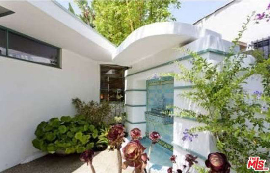 1930s art deco: William Kesling-designed property in West Hollywood ...
