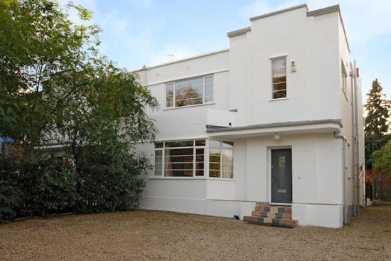On the market: Four-bedroom 1920s art deco semi-detached property in Tulse Hill, London SW2