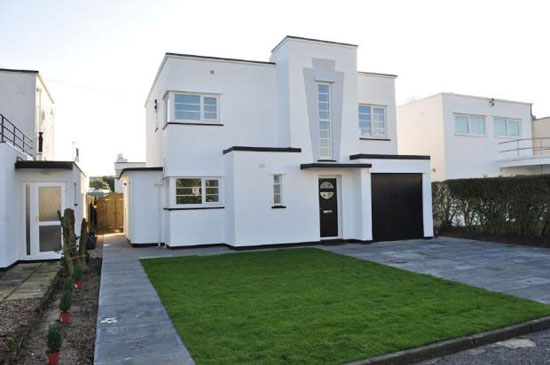 On the market: Three-bedroom 1930s art deco property in Frinton-On-Sea, Essex