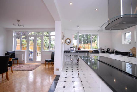 On the market four bedroom 1920s art deco semi detached Interior design idea for semi d house