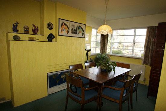1930s four-bedroom art deco property in Croydon, Surrey