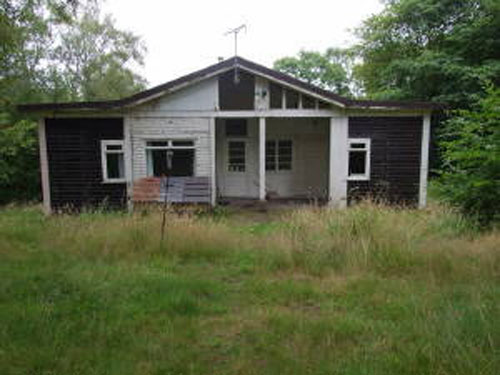 Ex-youth hostel in Maeshafn, Denbighshire
