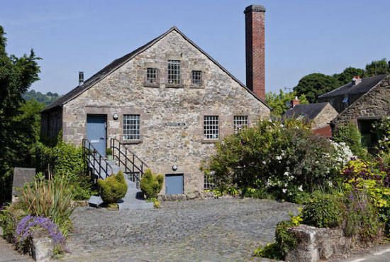 On the market: Renovated 19th century mill in Wirksworth, Peak District, Derbyshire
