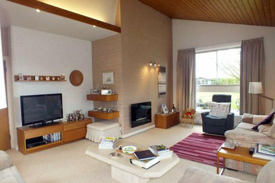 The Croft 1960s four-bedroom house in Foston, Derbyshire