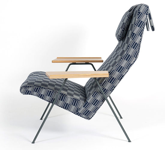 Robin Day Reclining Chair Centenary Range