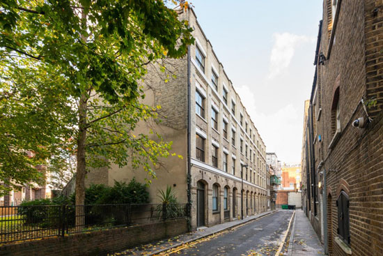 On the market: Willingale Associates-designed industrial conversion in London EC1