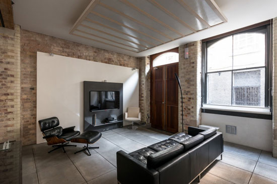 Willingale Associates-designed industrial conversion in London EC1