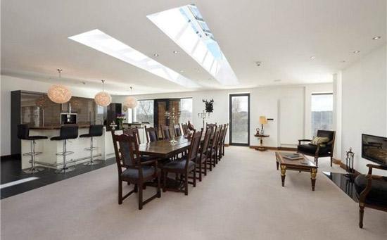 Yeoman McAllister-designed Thornbank View in Dollar, Clackmannanshire, Scotland