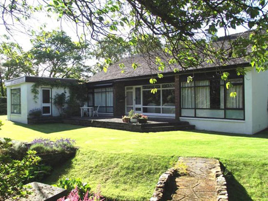 Dornal 1960s three bedroom bungalow in Kilbirnie, North Ayrshire, Scotland