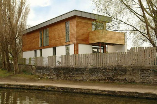 On the market: Three-bedroom contemporary modernist property in Droylsden, Manchester