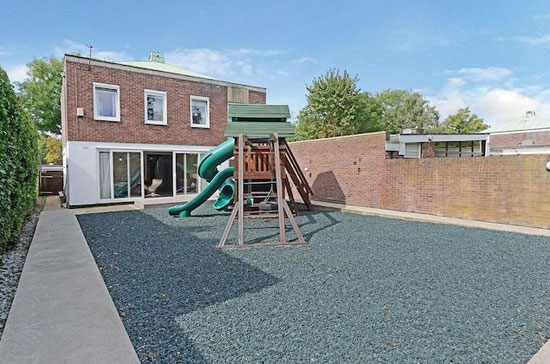 On the market: 1960s Manfred Bresgen-designed modernist property in Dulwich, London SE21