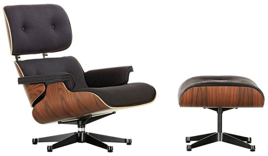 Vitra 60th anniversary Eames Lounge Chair