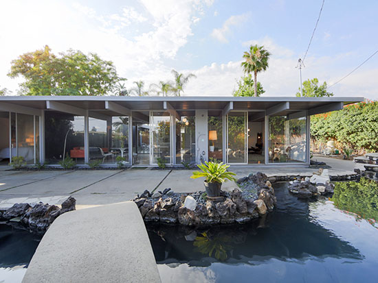 On the market: 1960s midcentury Eichler property in Orange, California, USA
