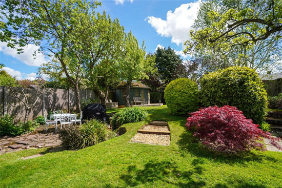1930s Wells Coates Sunspan house in Esher, Surrey
