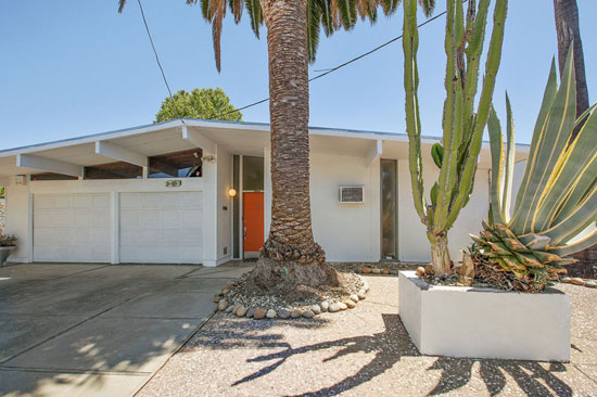On the market: 1960s midcentury Eichler home in Concord, California, USA