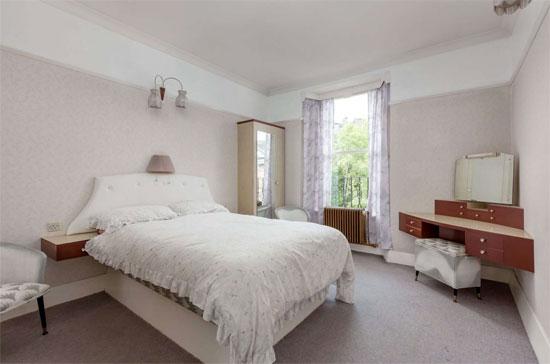 Time capsule apartment in Edinburgh, Scotland