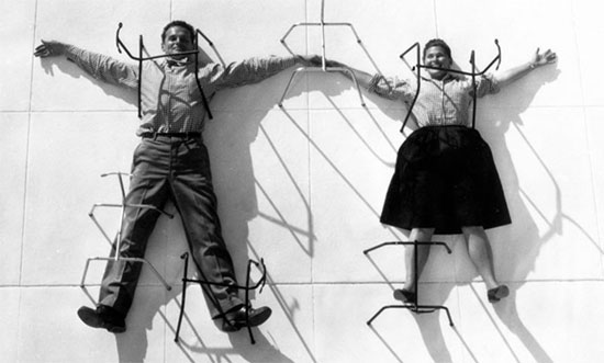 The World of Charles and Ray Eames at The Barbican in London