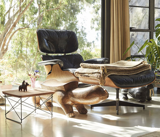 Limited edition Eames Eucalyptus LTR Tables