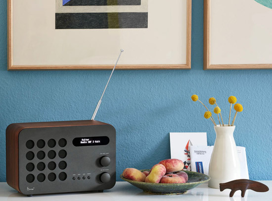 Vitra introduces Eames Radio by Charles and Ray Eames