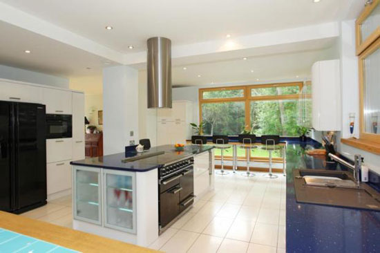 Five-bedroom contemporary eco house in Heathfield, East Sussex