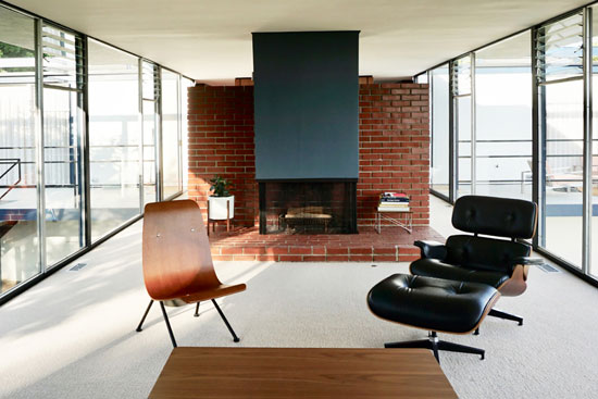 Holiday let: Craig Ellwood's Smith House in Los Angeles, California, USA