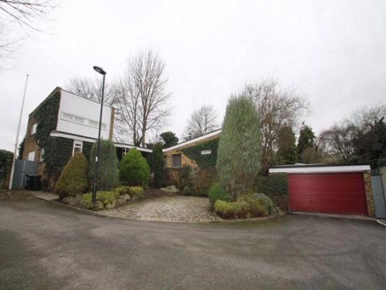 On the market: 1960s six-bedroom modernist property in Enfield, Middlesex