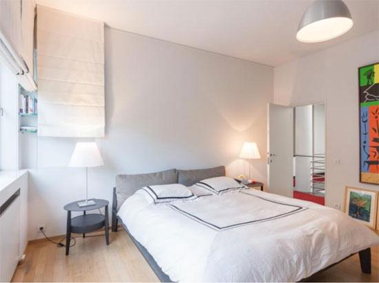 1920s modernism: Five-bedroom property in Uccle, Belgium