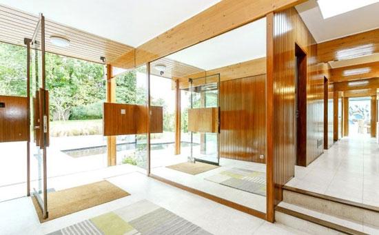1960s Erno Goldfinger Teesdale House property Windlesham, Surrey
