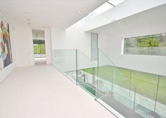 Wilkinson King-designed modernist property in Esher, Surrey