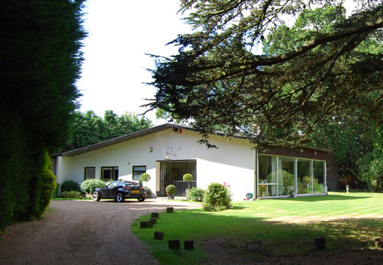 On the market: 1950s four-bedroom modernist property in Esher, Surrey