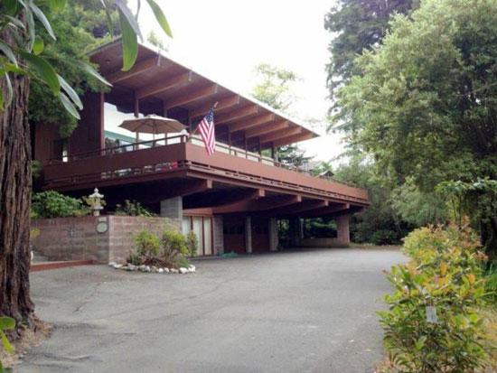 On the market: 1960s midcentury modern property in Eureka, California, USA
