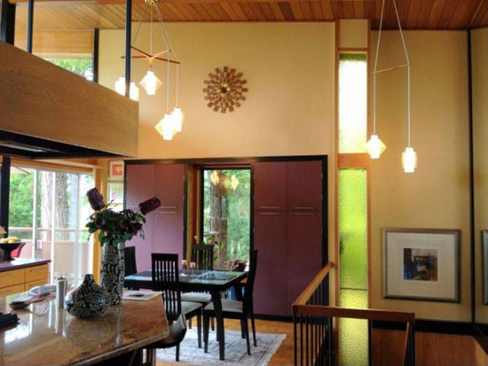 On the market: 1960s midcentury modern property in Eureka, California, USA