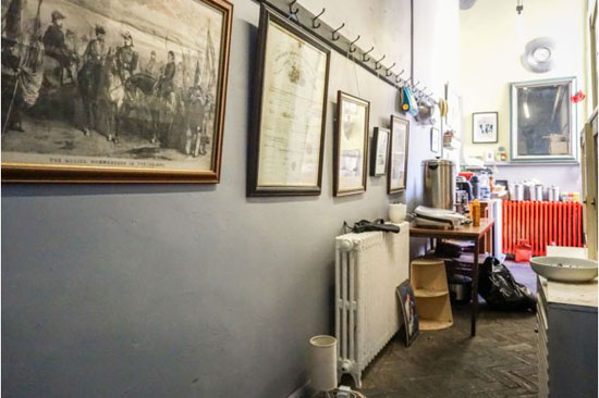 At auction: 1930s Burton's store in Sheffield, South Yorkshire