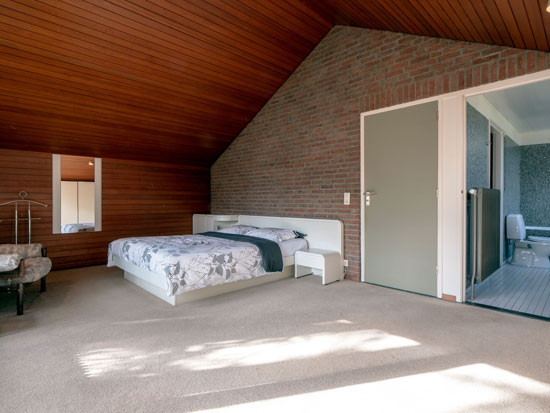 1960s modern house and workspace in Weert, Holland