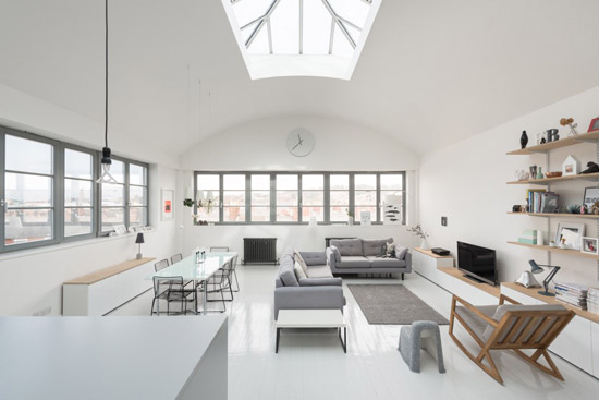 On the market: 3W-designed apartment in The Factory, Norwich, Norfolk