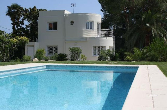 14. Three-bedroom 1930s art deco property in Antibes, southern France