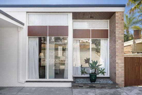 1950s Iwan Iwanoff midcentury modern house in Perth, Western Australia