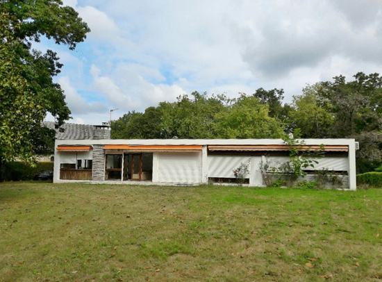 Affordable modernism: 1970s three-bedroom property in Salies-de-Bearn, south west France