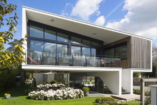 On the market: Frank Salama-designed contemporary modernist ...
