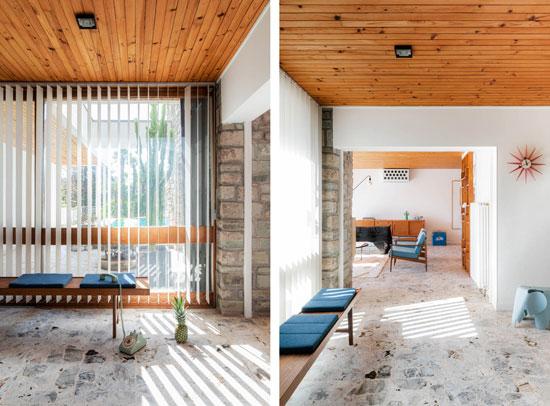 1950s midcentury modern: Two-bedroom property in Eugene, Oregon, USA