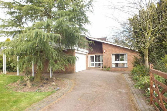 1960s living: Four-bedroom property in Foston, Derbyshire