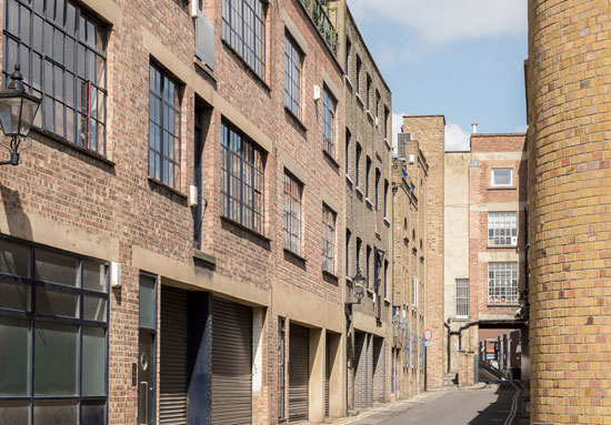 On the market: One-bedroom factory conversion apartment in Plympton Street, London NW8